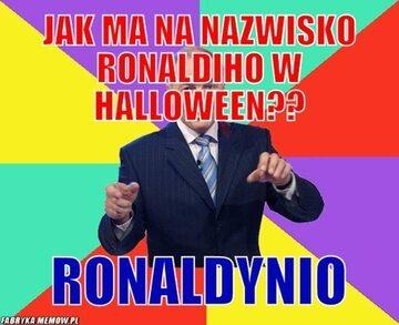 Memy na Halloween