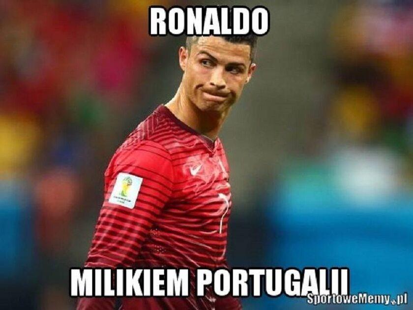 Memy po meczu Urugwaj - Portugalia