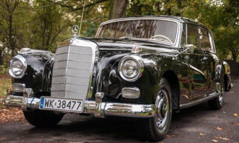 Mercedes-Benz 300d W189 Adenauer