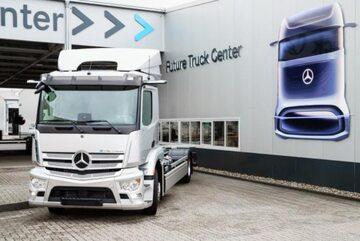 Mercedes-Benz e-Actros