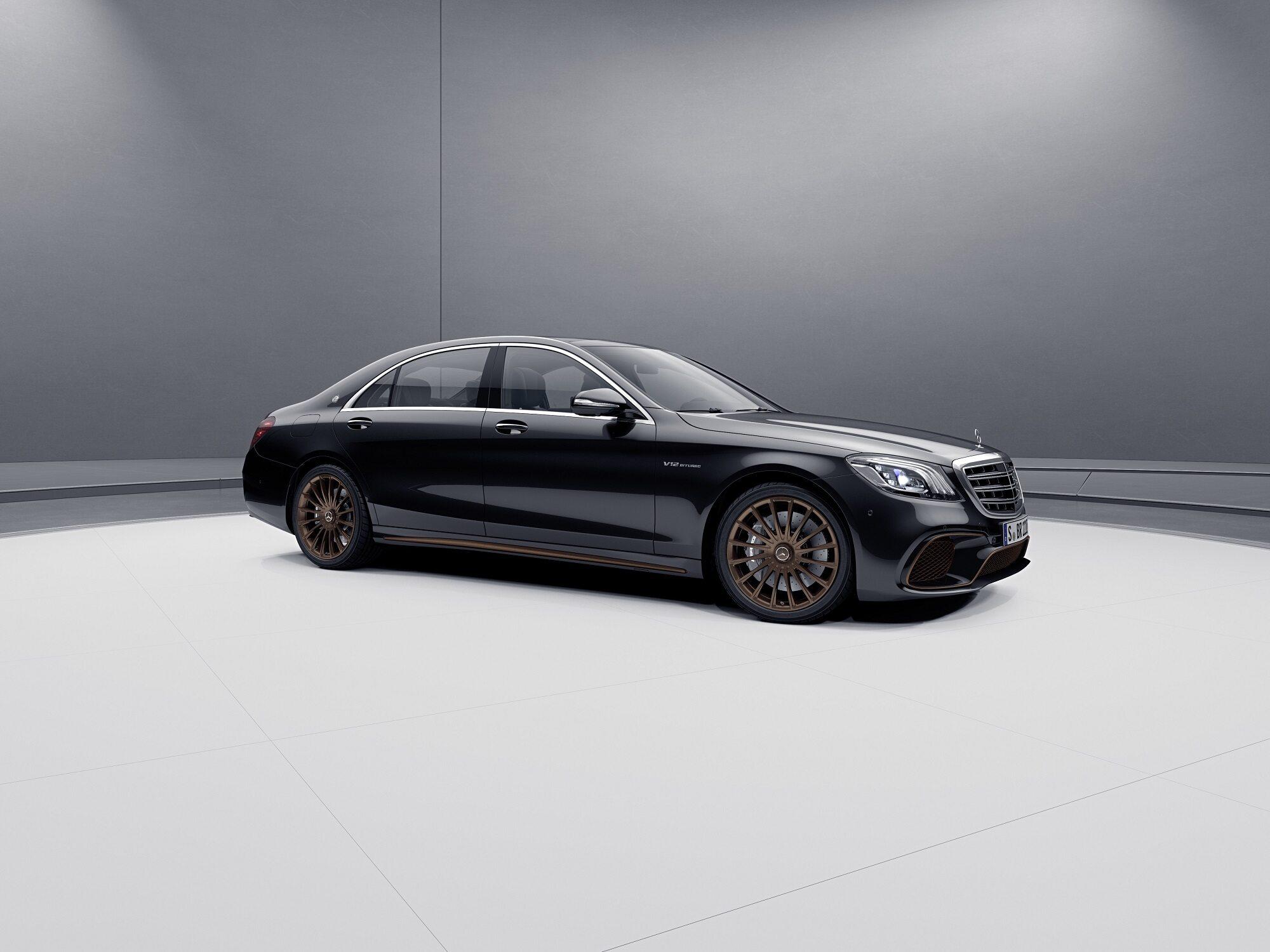 Mercedes-Benz S 65 Final Edition