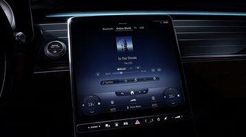Mercedes i Apple Music