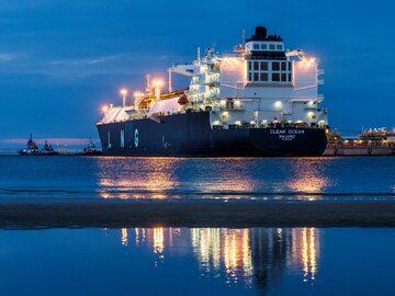 Metanowiec Clean Ocean dostarczył do Polski pierwszy w historii ładunek LNG z USA w 2017 roku
