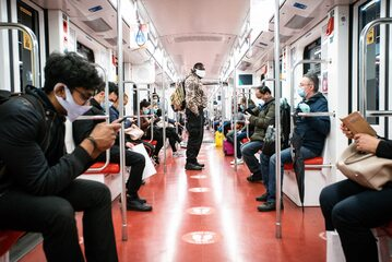 Metro w Mediolanie