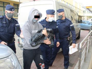 Mężczyzna podejrzany o podpalenie mieszkania w Warszawie