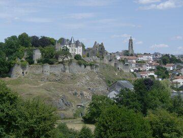 Miasto Bressuire, zdjęcie ilustracyjne
