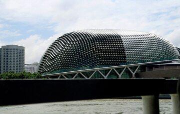 Miasto Przyszłości - Singapur