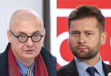 Michał Kamiński i Kamil Bortniczuk