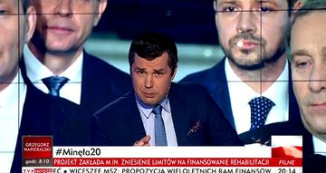 """Michał Rachoń w programie """"Minęła 20"""""""