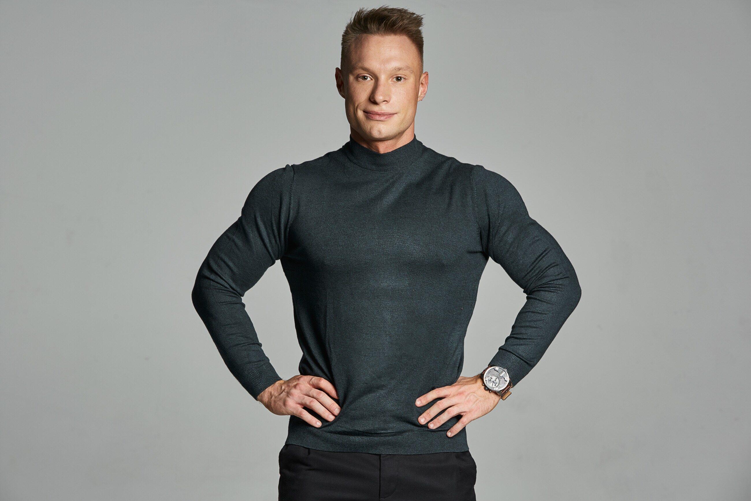 Michał Wrzosek – trener osobisty i dietetyk kliniczny