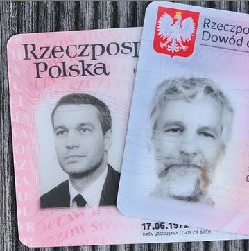 Michał Żebrowski podczas  pandemii przeszedł metamorfozę