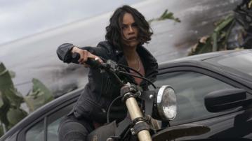 """Michelle Rodriguez w filmie """"Szybcy i wściekli 9"""" / """"F9"""" (2021)"""