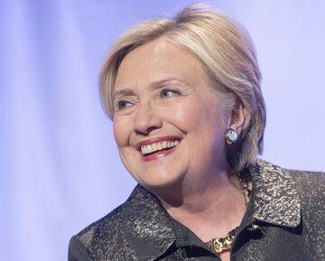 Miejsce 65: Hillary Clinton