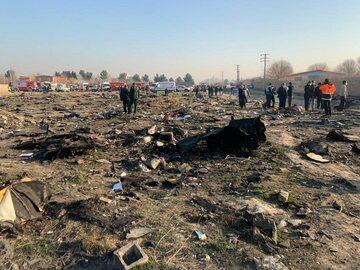 Miejsce katastrofy Boeinga 737 Ukrainian Airlines w Iranie