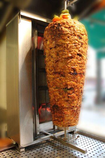 Mięso na kebab