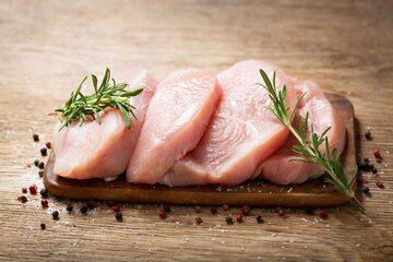 Mięso z indyka, zdjęcie ilustracyjne