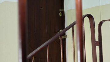 Mieszkanie, w którym doszło do przestępstwa
