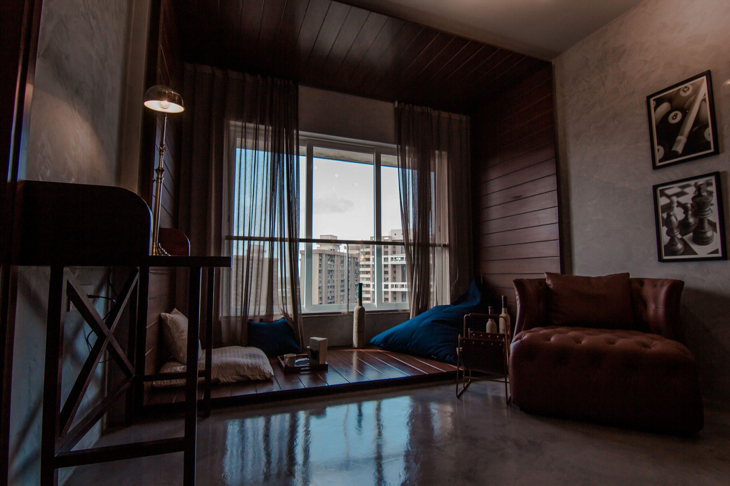 Mieszkanie z widokiem na miasto