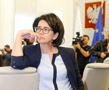 Minister Anna Streżyńska