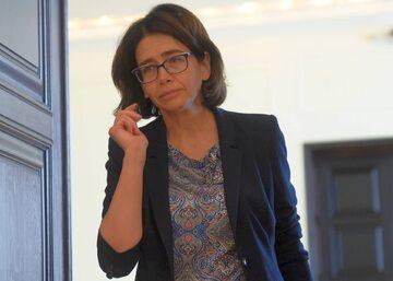 Minister cyfryzacji Anna Streżyńska