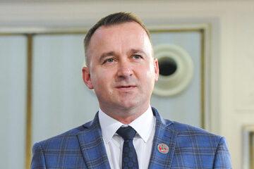 Minister ds. samorządów w Kancelarii Premiera z ramienia Porozumienia – Michał Cieślak
