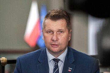 Minister Edukacji i Nauki - Przemysław Czarnek