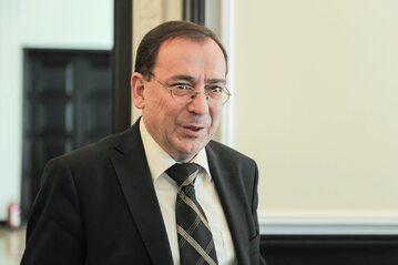 Minister koordynator ds. służb specjalnych Mariusz Kamiński