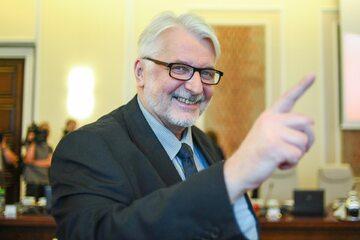 Minister spraw zagranicznych Witold Waszczykowski