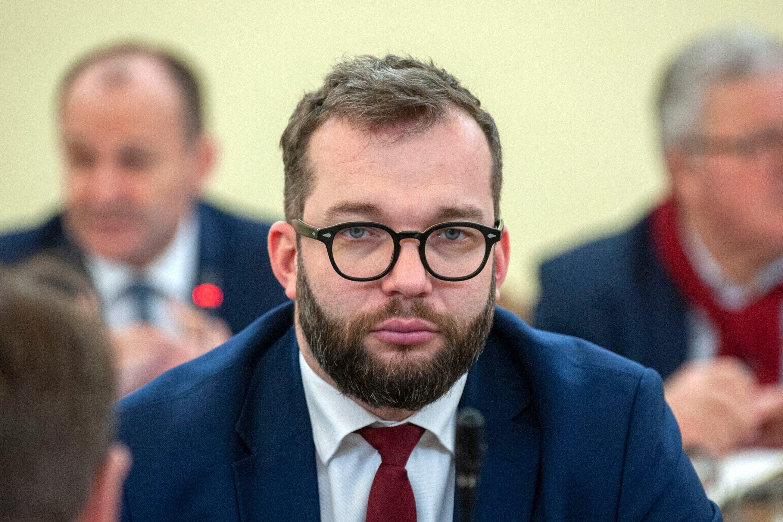 Ministerstwo Rolnictwa - Grzegorz Puda