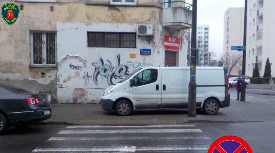 Mistrzowie parkowania – zdjęcia warszawskiej Straży Miejskiej