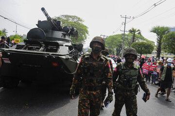 Mjanma (Birma). Od lutowego zamachu stanu sytuacja w kraju jest napięta