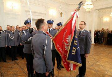 Mł. insp.dr Rafał Kubicki nowym Komendantem Stołecznej Policji