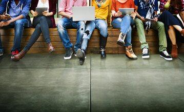 Młodzież, zdjęcie ilustracyjne