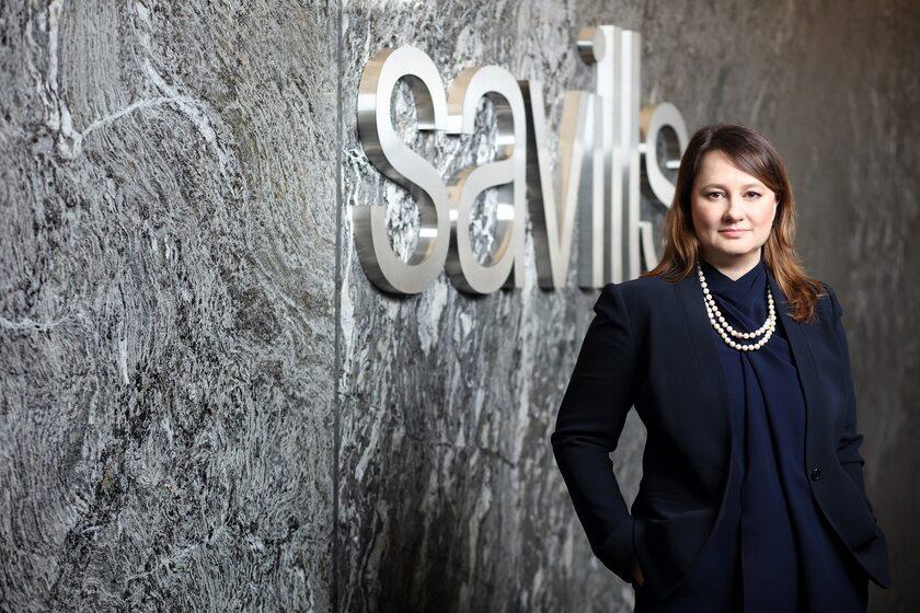 Monika Janczewska-Leja, dyrektor działu doradztwa i wynajmu powierzchni handlowych w Savills