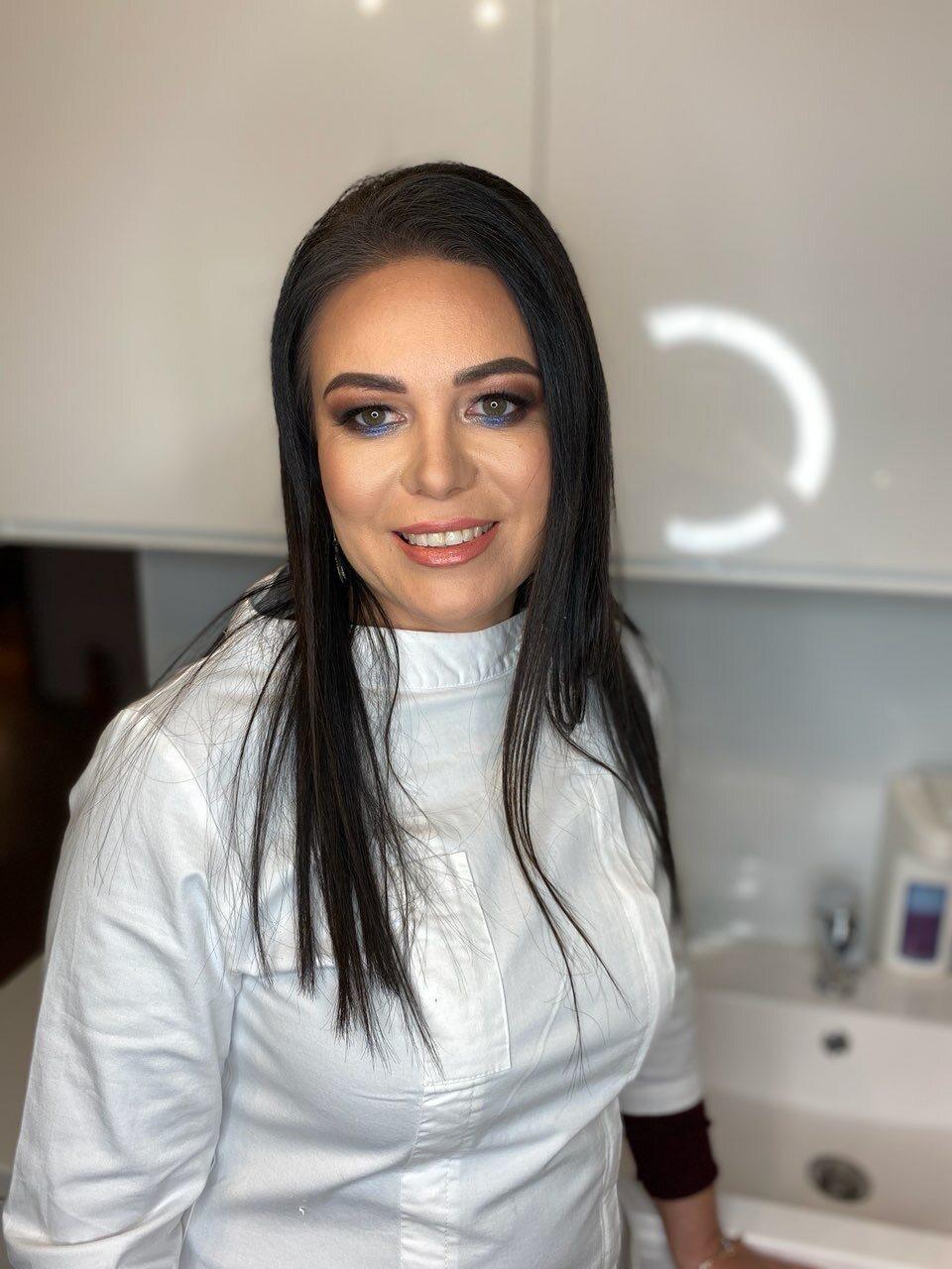 Monika Ławik, mgr medycyny estetycznej, prezes zarządu Surima Professional Sp. z o.o., główny szkoleniowiec marki Rhonda Allison na Polskę i Europę