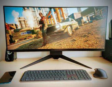 Monitor Dell Alienware Ultrawide