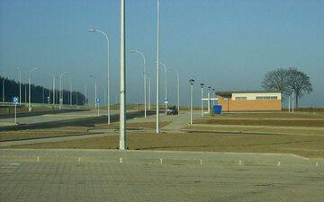 MOP - Miejsce Obsługi Podróżnych na jednej z polskich autostrad (zdj. ilustracyjne)