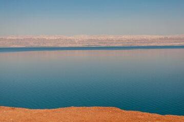 Morze Martwe, zdjęcie ilustracyjne