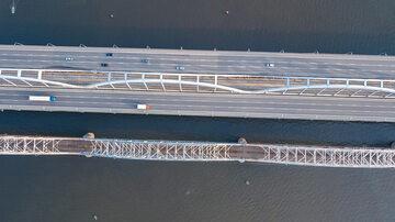 Most, autostrada, zdj. ilustracyjne
