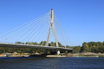 Most Świętokrzyski, Wisła, Warszawa