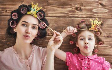 Można pielęgnować kreatywność u dziecka, dbając o swój własny rozwój