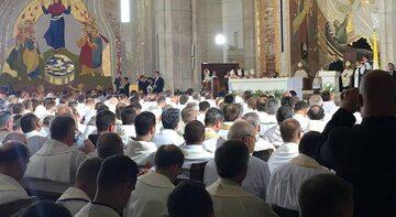 Msza dla polskiego duchowieństwa