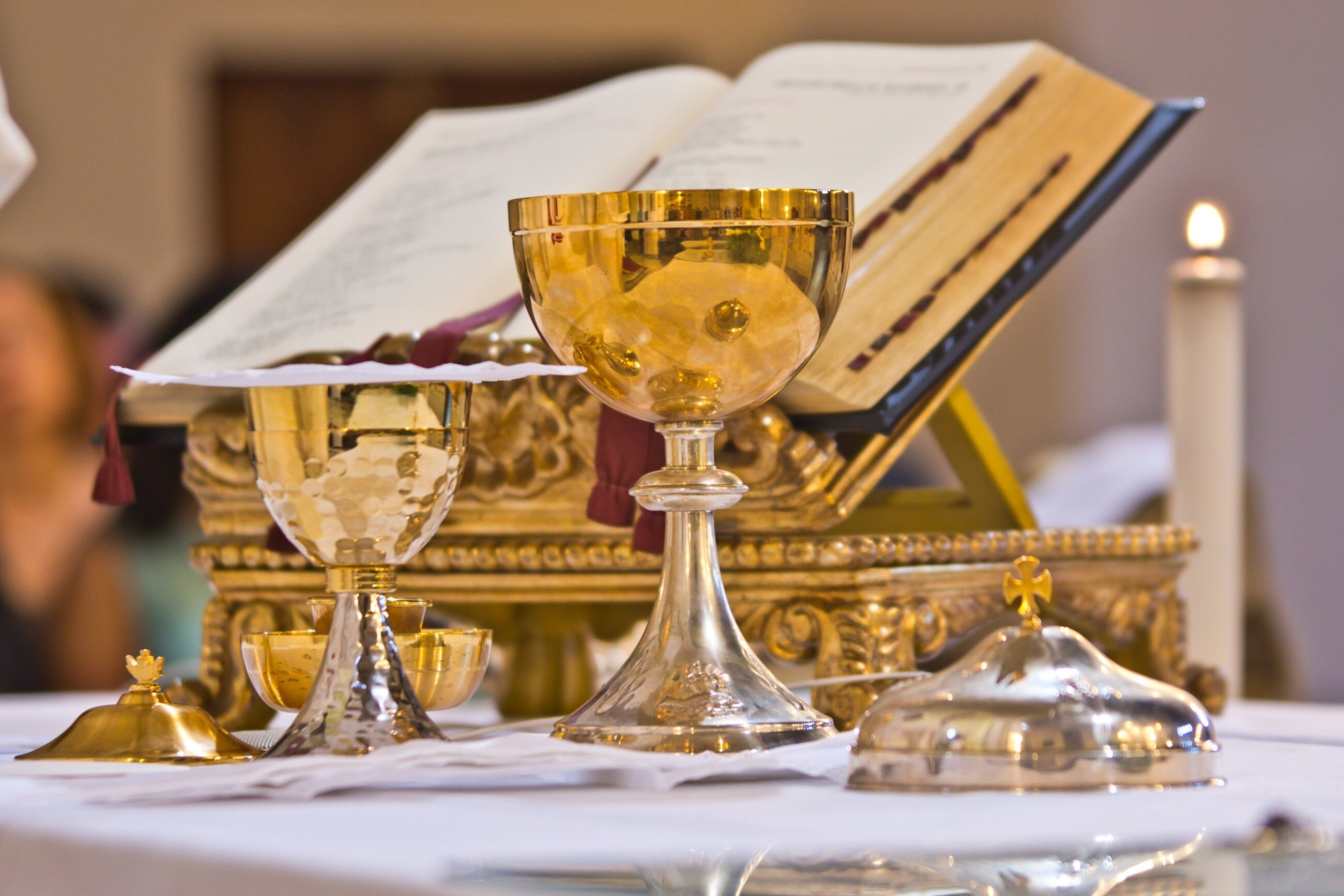 Msza święta, Kościół
