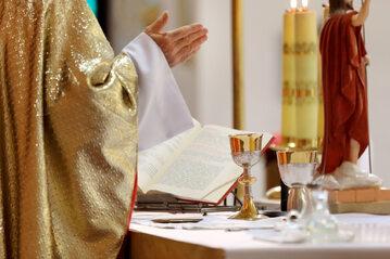 Msza święta, zdjęcie ilustracyjne