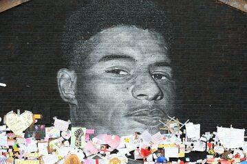 Mural Marcusa Rashforda