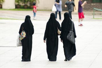 Muzułmanki, zdjęcie ilustracyjne