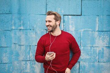 Muzyka ze smartfona