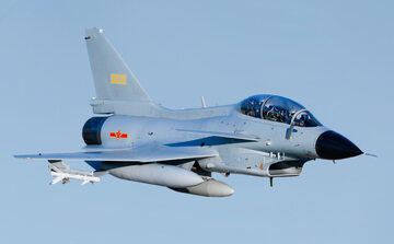 Myśliwiec Chengdu J-10