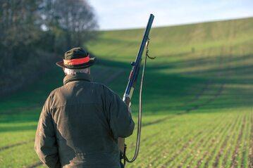 myśliwy, polowanie (zdj. ilustracyjne)