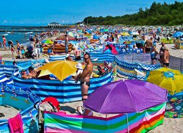 Nadbałtycka plaża (zdj. ilustracyjne)